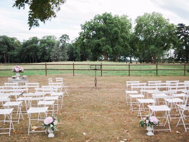 Le mariage de Najeeb et Maria à Varennes, Yonne 18
