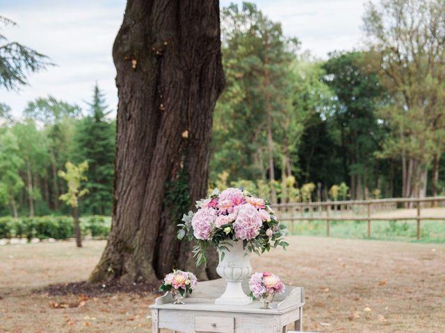 Le mariage de Najeeb et Maria à Varennes, Yonne 19