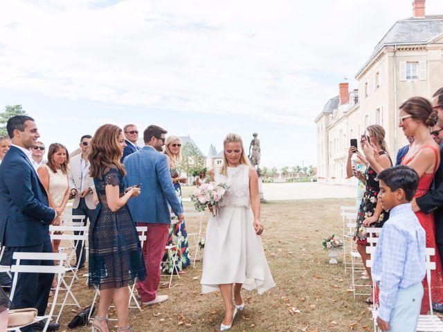 Le mariage de Najeeb et Maria à Varennes, Yonne 22