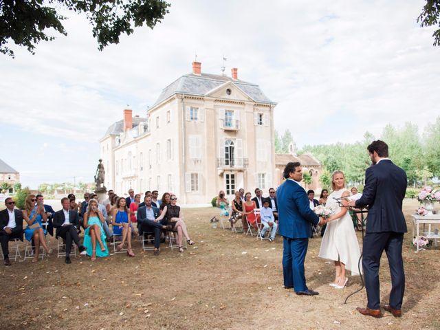Le mariage de Najeeb et Maria à Varennes, Yonne 23