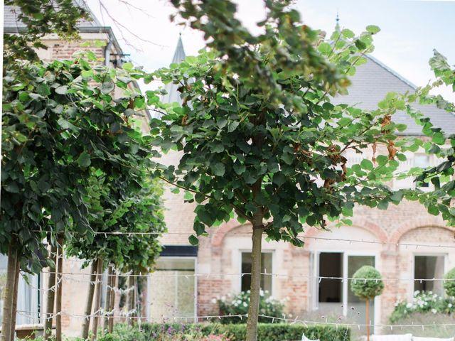 Le mariage de Najeeb et Maria à Varennes, Yonne 25
