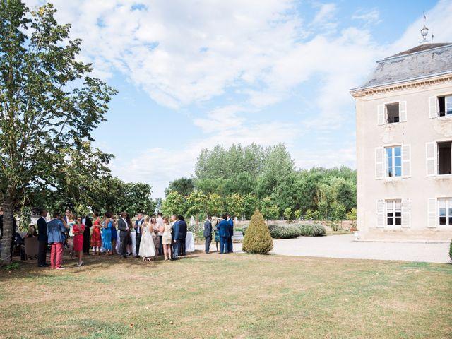 Le mariage de Najeeb et Maria à Varennes, Yonne 26