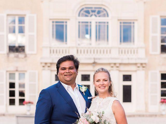 Le mariage de Maria et Najeeb