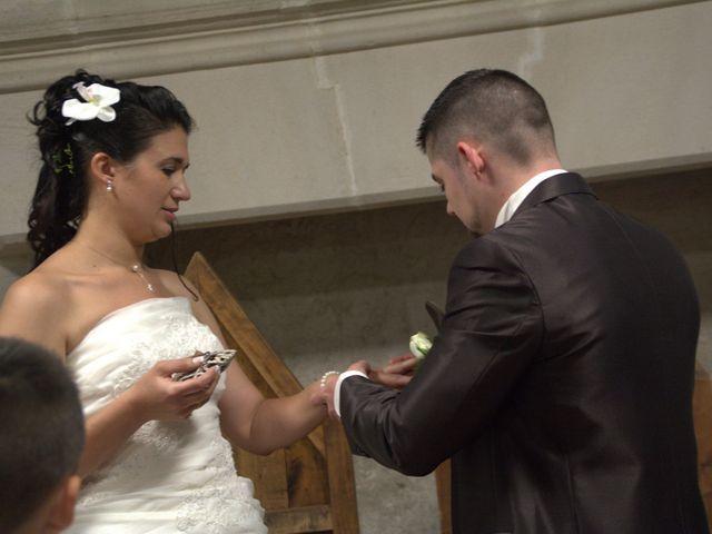 Le mariage de Alexandre  et Noëmie  à Nouaillé-Maupertuis, Vienne 12