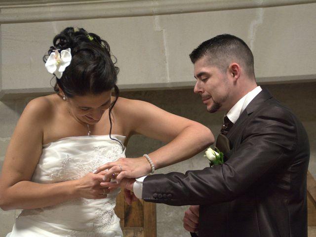 Le mariage de Alexandre  et Noëmie  à Nouaillé-Maupertuis, Vienne 13