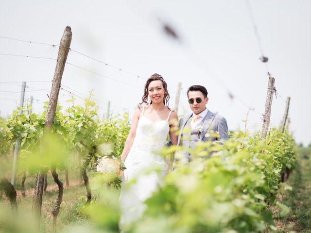 Le mariage de Gaël et Lynda à Vendenheim, Bas Rhin 4
