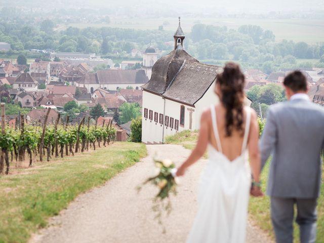 Le mariage de Gaël et Lynda à Vendenheim, Bas Rhin 5