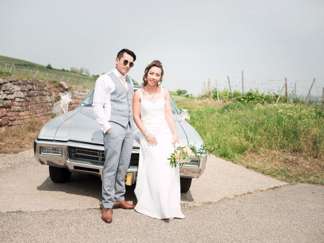 Le mariage de Lynda et Gaël