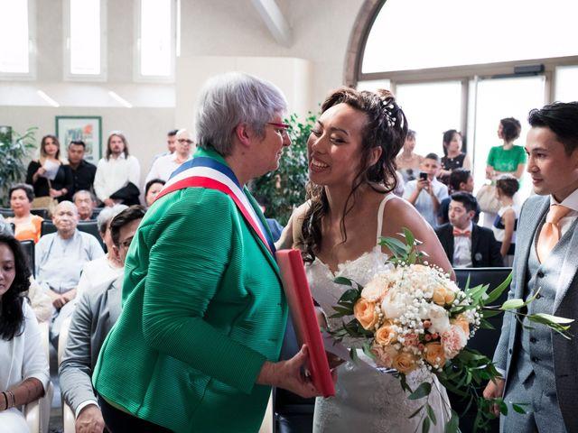Le mariage de Gaël et Lynda à Vendenheim, Bas Rhin 11