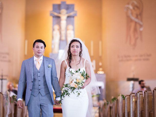 Le mariage de Gaël et Lynda à Vendenheim, Bas Rhin 18