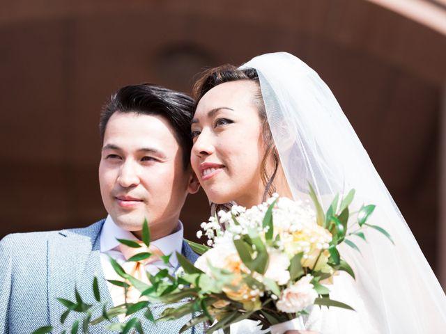 Le mariage de Gaël et Lynda à Vendenheim, Bas Rhin 21