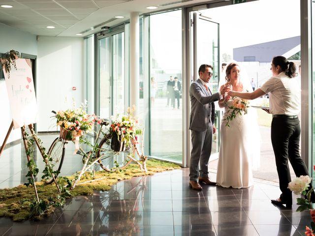 Le mariage de Gaël et Lynda à Vendenheim, Bas Rhin 24