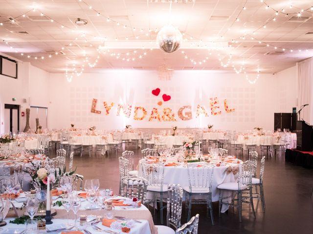 Le mariage de Gaël et Lynda à Vendenheim, Bas Rhin 25