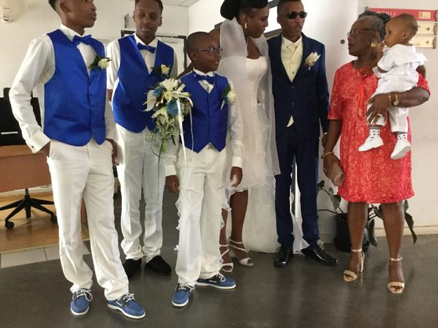 Le mariage de Jean-Pierre et Delphine à Sainte-Luce, Martinique 3