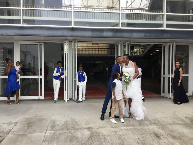 Le mariage de Jean-Pierre et Delphine à Sainte-Luce, Martinique 4