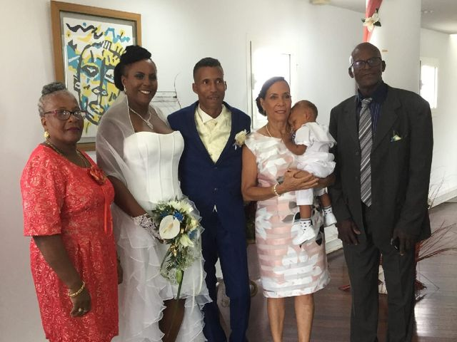 Le mariage de Jean-Pierre et Delphine à Sainte-Luce, Martinique 6