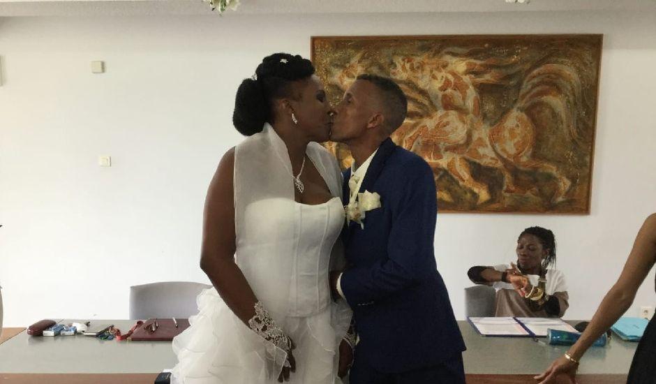 Le mariage de Jean-Pierre et Delphine à Sainte-Luce, Martinique
