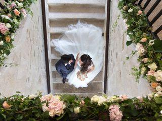 Le mariage de Simon et Magali 1