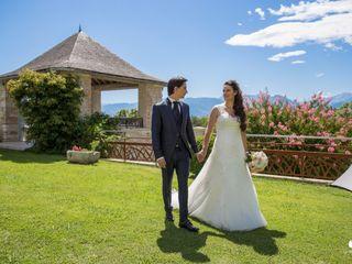 Le mariage de Simon et Magali