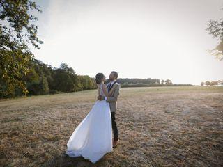 Le mariage de Angélique et Paul-Emmanuel