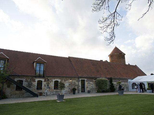 Le mariage de Julien et Lucie à Margny-lès-Compiègne, Oise 6