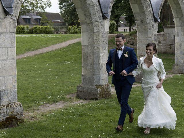 Le mariage de Julien et Lucie à Margny-lès-Compiègne, Oise 1