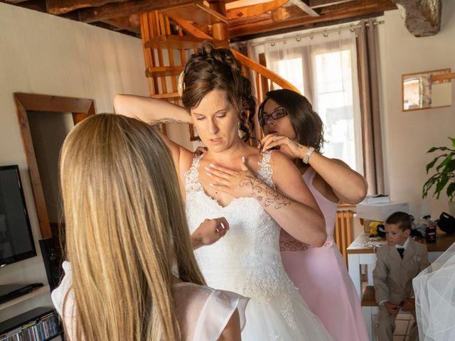Le mariage de Bertrand et Audrey à Pierrefitte-sur-Sauldre, Loir-et-Cher 27