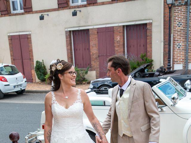 Le mariage de Bertrand et Audrey à Pierrefitte-sur-Sauldre, Loir-et-Cher 28