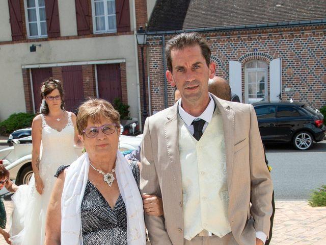 Le mariage de Bertrand et Audrey à Pierrefitte-sur-Sauldre, Loir-et-Cher 33