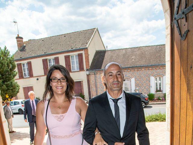Le mariage de Bertrand et Audrey à Pierrefitte-sur-Sauldre, Loir-et-Cher 34