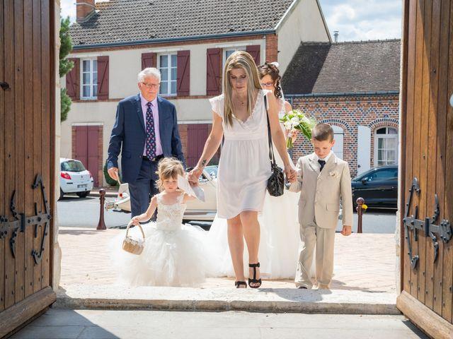 Le mariage de Bertrand et Audrey à Pierrefitte-sur-Sauldre, Loir-et-Cher 35