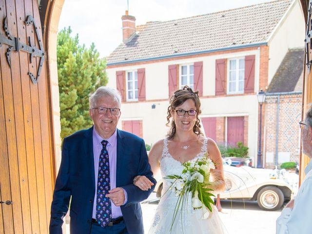 Le mariage de Bertrand et Audrey à Pierrefitte-sur-Sauldre, Loir-et-Cher 36