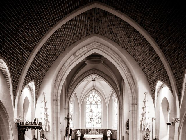 Le mariage de Bertrand et Audrey à Pierrefitte-sur-Sauldre, Loir-et-Cher 39