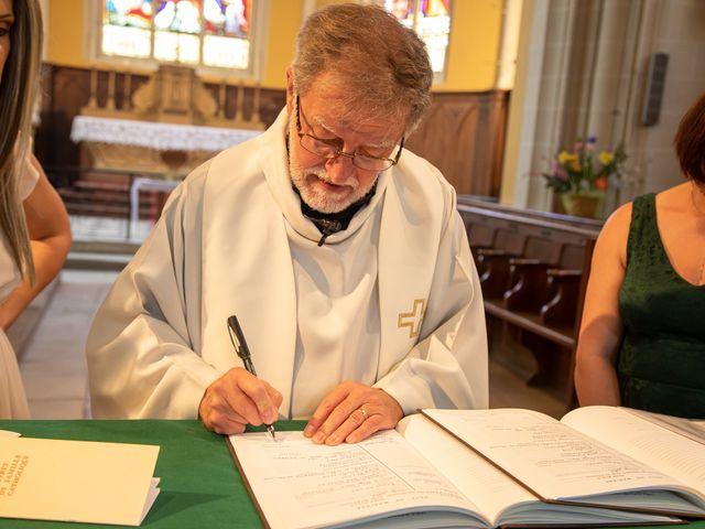 Le mariage de Bertrand et Audrey à Pierrefitte-sur-Sauldre, Loir-et-Cher 49