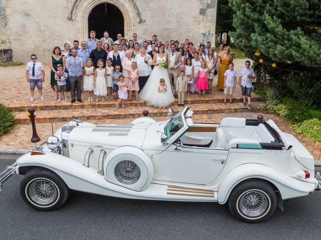 Le mariage de Bertrand et Audrey à Pierrefitte-sur-Sauldre, Loir-et-Cher 60
