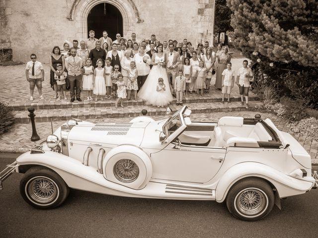 Le mariage de Bertrand et Audrey à Pierrefitte-sur-Sauldre, Loir-et-Cher 61