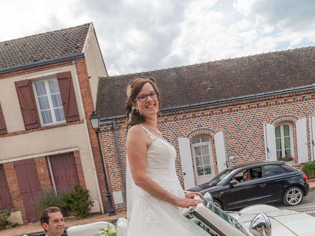 Le mariage de Bertrand et Audrey à Pierrefitte-sur-Sauldre, Loir-et-Cher 64