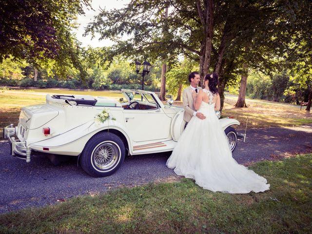 Le mariage de Bertrand et Audrey à Pierrefitte-sur-Sauldre, Loir-et-Cher 70