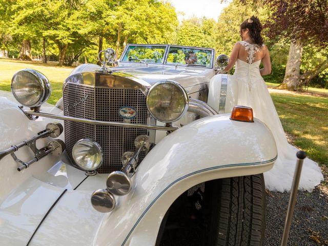 Le mariage de Bertrand et Audrey à Pierrefitte-sur-Sauldre, Loir-et-Cher 72