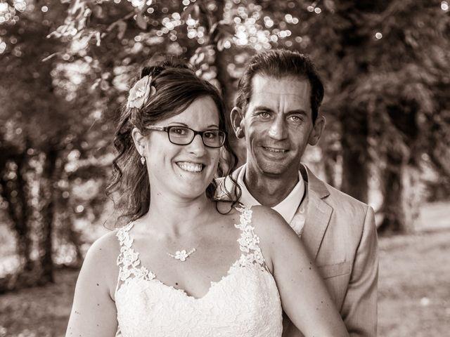 Le mariage de Bertrand et Audrey à Pierrefitte-sur-Sauldre, Loir-et-Cher 77