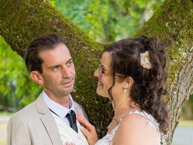 Le mariage de Bertrand et Audrey à Pierrefitte-sur-Sauldre, Loir-et-Cher 79