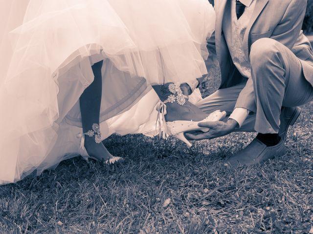 Le mariage de Bertrand et Audrey à Pierrefitte-sur-Sauldre, Loir-et-Cher 83