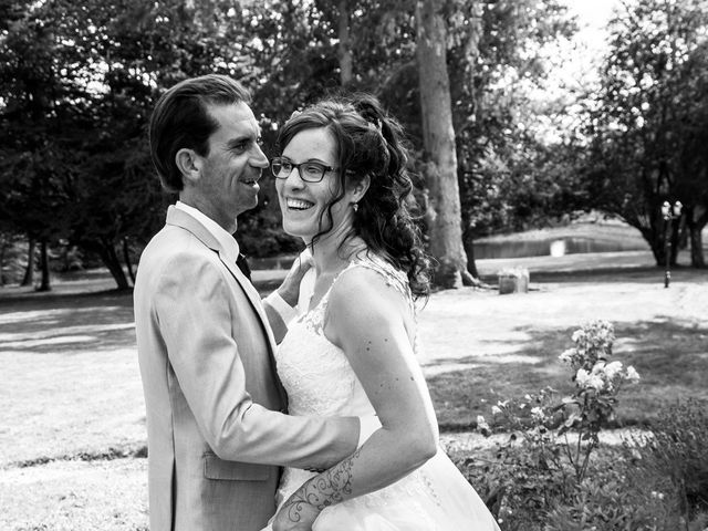 Le mariage de Bertrand et Audrey à Pierrefitte-sur-Sauldre, Loir-et-Cher 85
