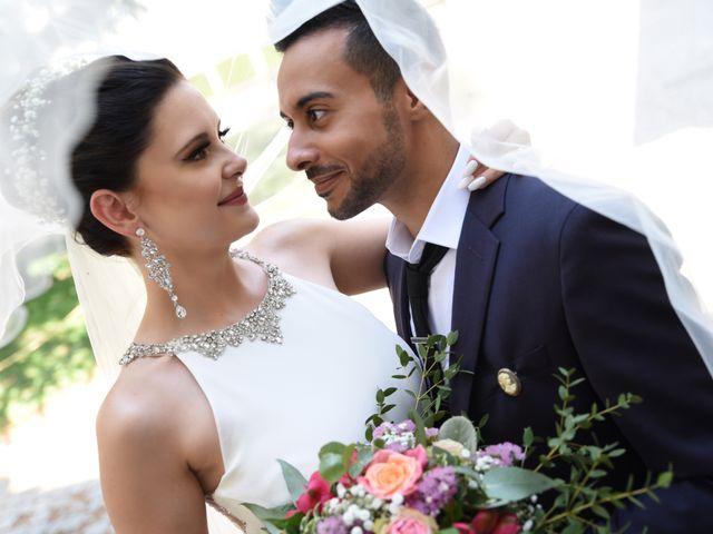 Le mariage de Gwen et Simon