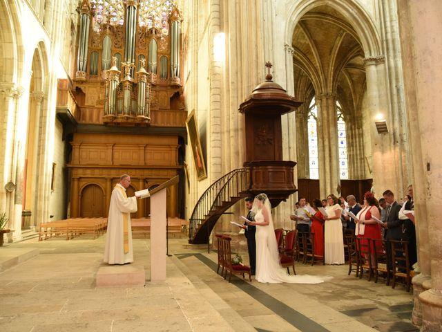 Le mariage de Simon et Gwen à Tours, Indre-et-Loire 16