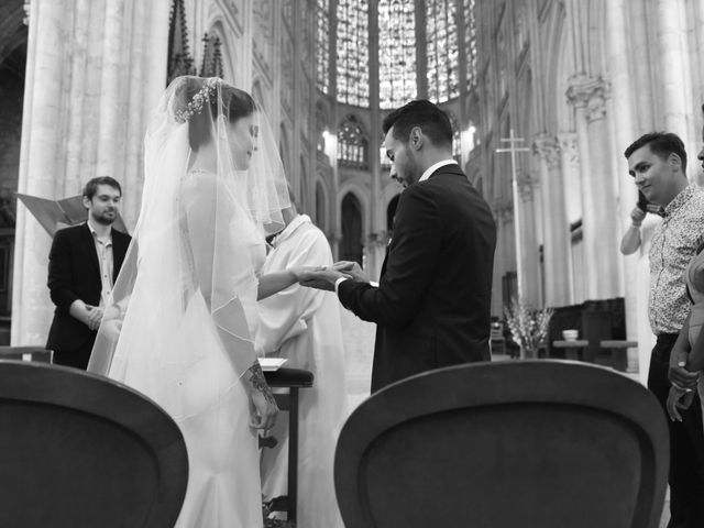 Le mariage de Simon et Gwen à Tours, Indre-et-Loire 17