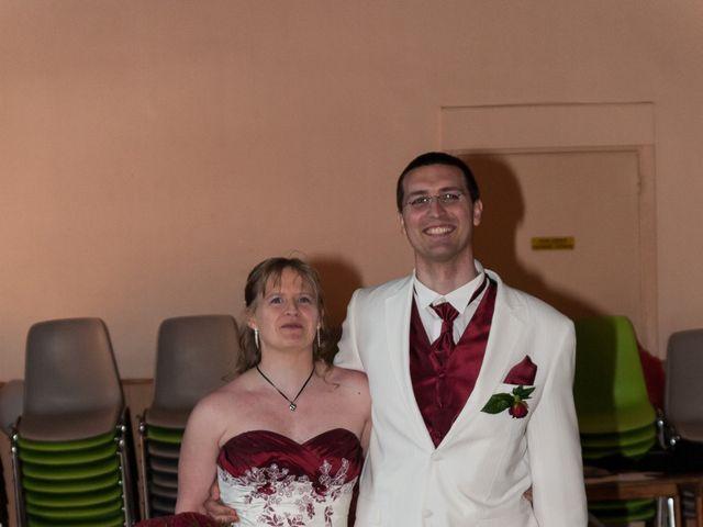Le mariage de Benoit et Odana à Chamarande, Essonne 3