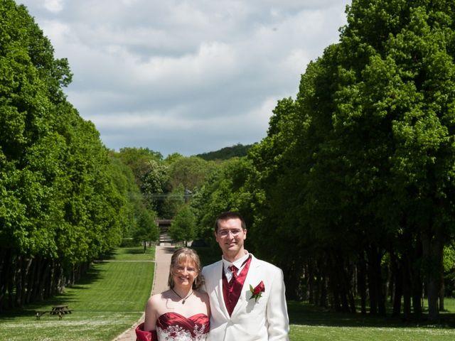 Le mariage de Benoit et Odana à Chamarande, Essonne 4