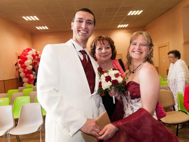 Le mariage de Benoit et Odana à Chamarande, Essonne 6