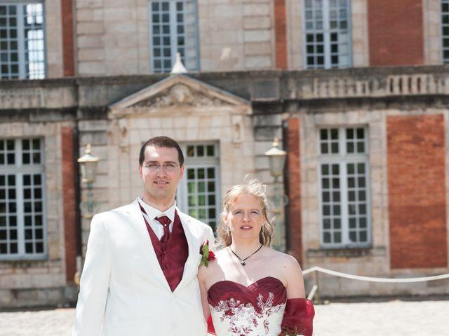 Le mariage de Benoit et Odana à Chamarande, Essonne 8